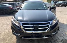 Foreign Used Honda Crosstour 2016 Model Black for Sale