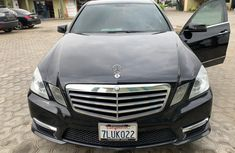 Foreign Used Mercedes -Benz ES350 2013  Model Black