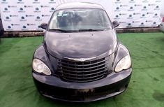 Foreign Used Chrysler PT Cruiser 2009 Model Black