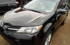 Foreign Used Toyota RAV4 2015 Model Black for Sale