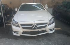 Tokunbo Mercedes-Benz CLS 2014 Model White
