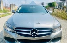 Foreign Used Mercedes-Benz C300 2015 Model Silver