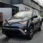 Foreign Used Toyota RAV4 2017 Model Gray