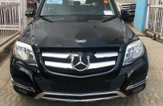 Tokunbo Mercedes-Benz GLK 2015 Model Black