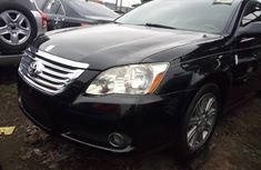 Foreign Used Toyota Avalon 2009 Model Black