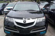 Foreign Used Acura MDX 2010 Model Black