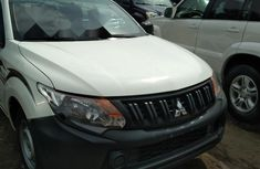 Foreign Used Mitsubishi L200 2016 Model White