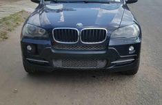 Foreign Used BMW X5 2008 Model Blue