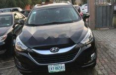 Nigeria Used Hyundai ix35 2014 Model Black