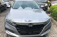 Foreign Used Honda Accord 2018 Model Silver