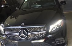 Nigeria Used Mercedes-Benz GLC 2019 Model Black