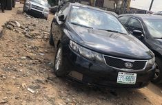 Foreign Used  Kia Cerato 2012 Model Black