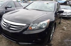 Tokunbo Honda Accord 2009 Model Black