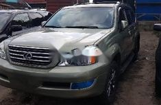Foreign Used Lexus GX 2009 Model Green