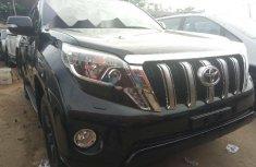 Foreign Used Toyota Land Cruiser Prado 2016 Model Black