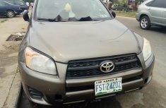 Nigeria Used Toyota RAV4 2012 Model Gold