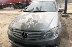 Foreign Used Mercedes Benz C300 2008 Model Gray