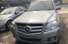 Foreign Used Mercedes Benz GLK350 2011 Model Silver