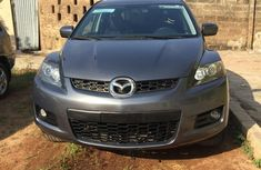 Foreign Used Mazda CX-7 2008 Model Gray for Sale