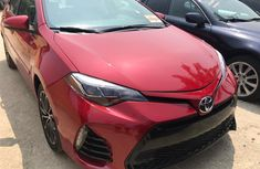 Neat Foreign used 2016 Toyota Corolla