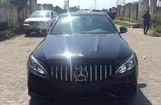 Neat Foreign used 2016 AMG Benz C400