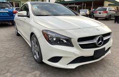 Neat Nigerian used 2016 Mercedes-Benz CLA-Class
