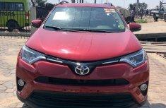 Clean Nigerian used 2016 Toyota Rav4