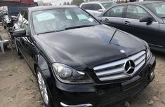 Foreign Used Mercedes Benz C350 2013 Model