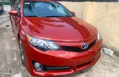Clean Foreign used Toyota Camry 2012 Model