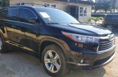 Nigerian used Toyota Highlander 2015