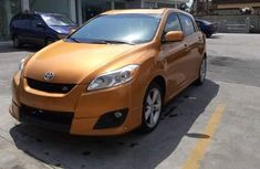 Foreign Used Toyota Matrix 2010 Model