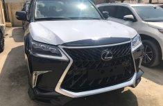New Lexus LX 570 2019 Model Black for Sale For Sale