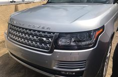 Foreign Used Land Rover Vogue HSE  2015 Model Silver