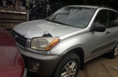 Very Clean Nigerian used 2003 Toyota RAV4