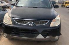 Nigeria Used Hyundai Veracruz 2008 Model Black