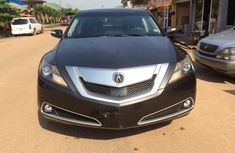 Nigeria Used Acura ZDX 2012 Model Gray