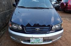 Nigeria Used Toyota Picnic 2002 Model Blue