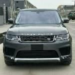 Foreign Used Land Rover Range Rover 2018 Model Gray