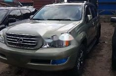 Foreign Used Lexus GX 2008 Model Green