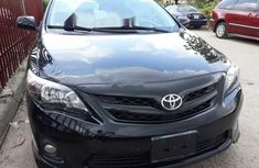 Foreign Used Toyota Corolla 2012 Model Gray
