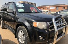 Clean Nigerian used 2012 Ford Escape