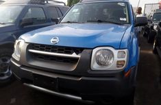 Foreign Used Nissan Xterra 2002 Model Blue