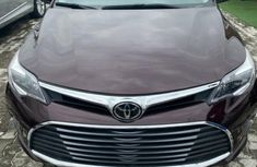 Very Clean Foreign used 2018 Toyota Avalon