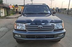 Very Clean Foreign used 2004 Toyota Land Cruiser