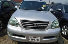 Foreign Used Lexus GX 2006  Model Silver