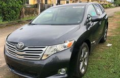 Foreign Used Toyota Venza 2010 Model Gray