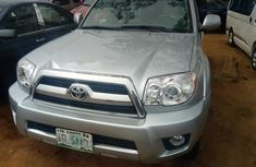 Nigeria Used Toyota 4-Runner 2008 Model Silver