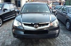 Foreign Used Acura RDX 2007 Model Gray