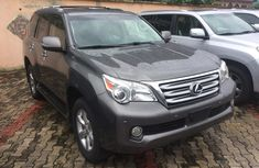 Foreign Used Lexus GX 2012 Model Gray