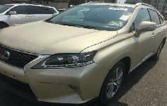 Neat Foreign used Lexus RX 2015
